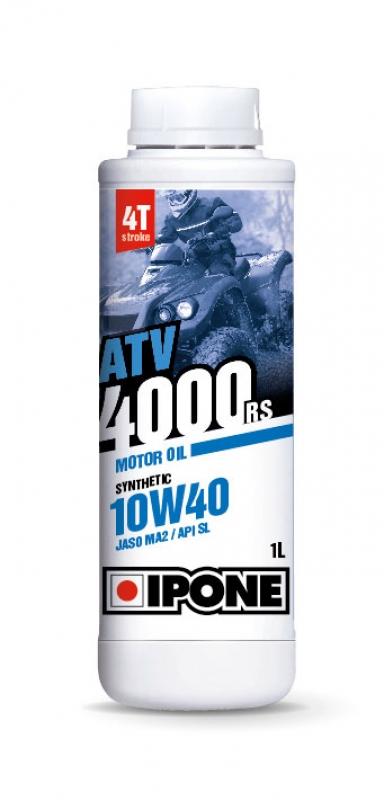 Ipone ATV 4000RS 10W40 1L